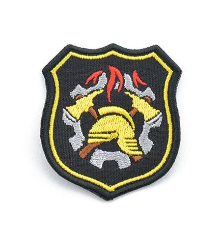 Naszywka wojskowa straŻ poŻarna na czapkĘ