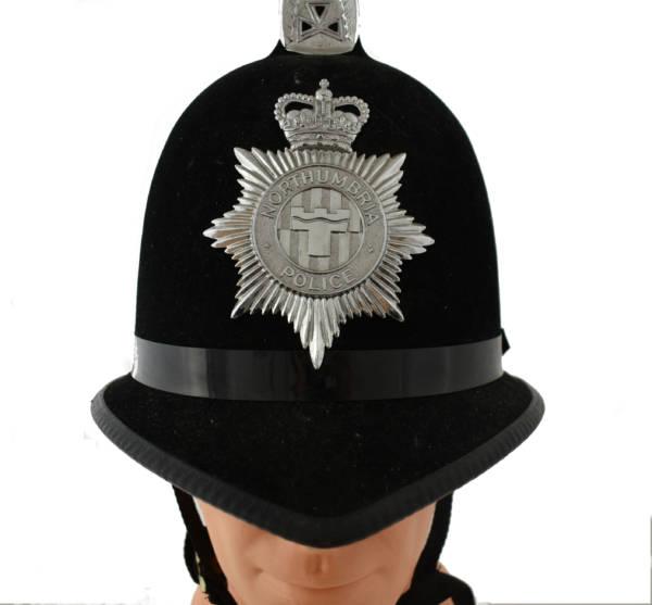 Czapka angielska policyjna uk oryginaŁ