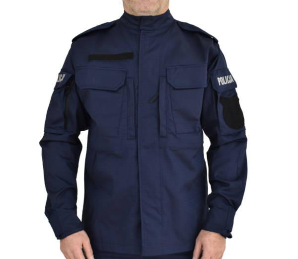 Bluza do munduru ćwiczebnego policji na wzrost 168