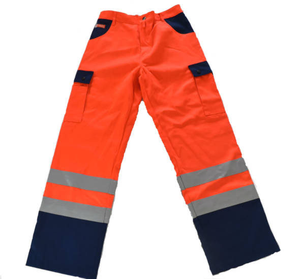 Spodnie odzież dla ratownika rozmiar 50
