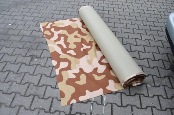 Materiał wodoodporny podgumowany oryginał nato 1 m/160 cm