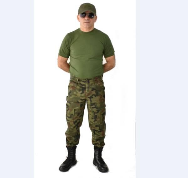 Spodnie bojówki wz. 93 – wzrost 160 cm