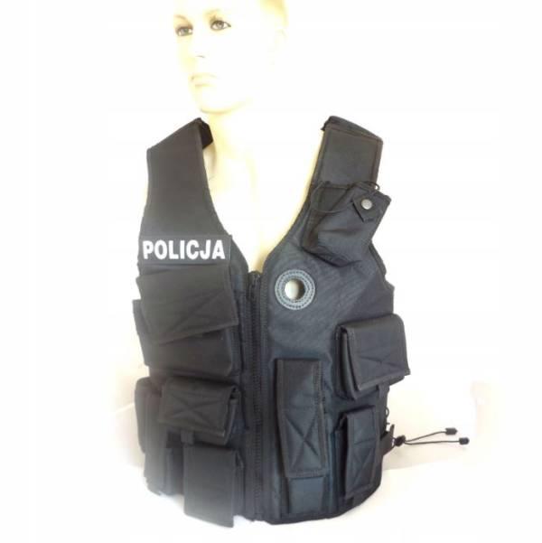 Kamizelka taktyczna policji rozmiar xl