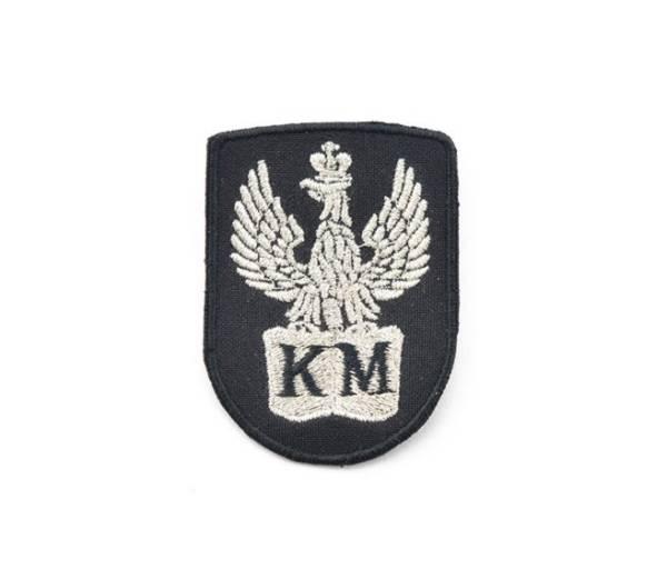 OrzeŁek km do czapki klasy policyjnej