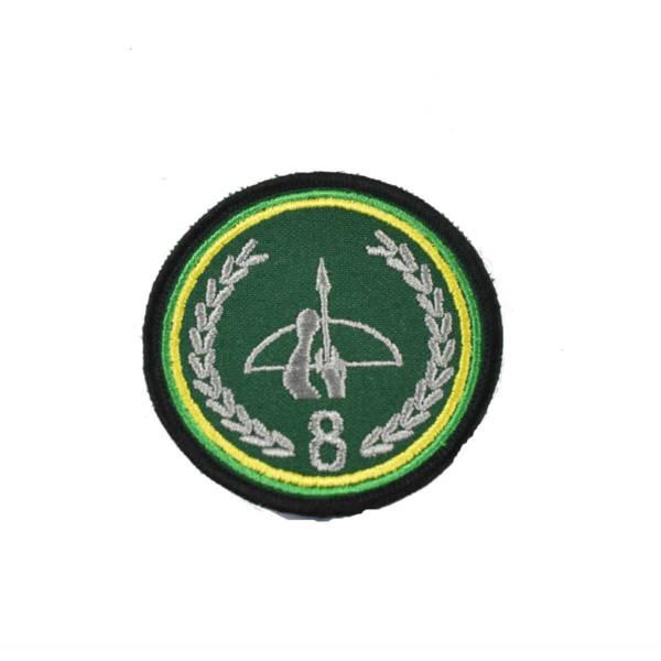 8 koszaliński pułk przeciwlotniczy naszywka wyjściowa