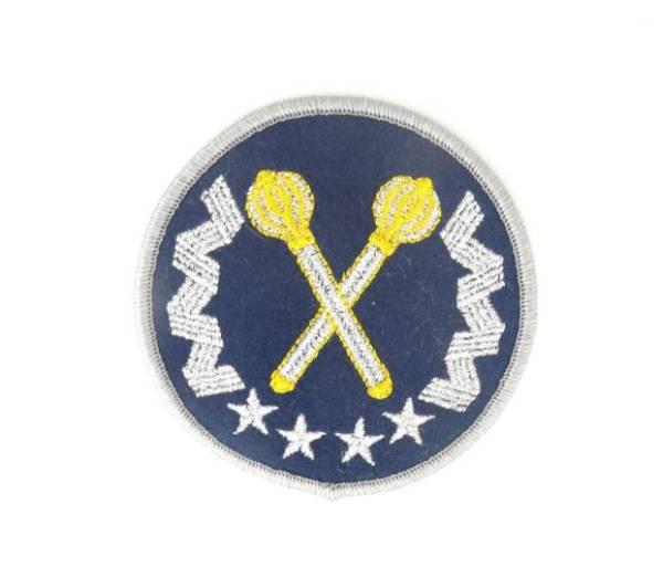 Naszywka odznaka rozpoznawcza sztabu generalnego