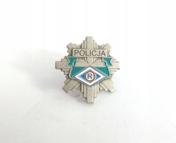 Pins policja drogÓwka