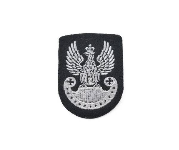 OrzeŁek na beret czarny wojska polskiego