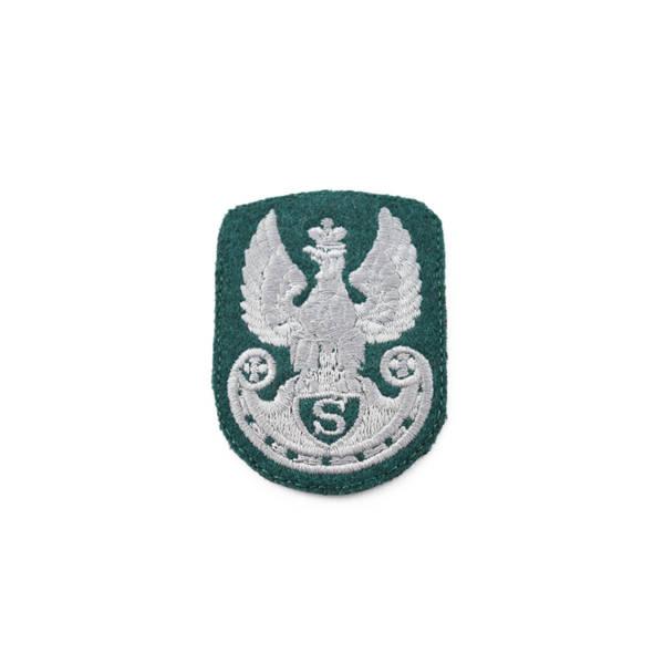 OrzeŁek strzelecki na beret zielony