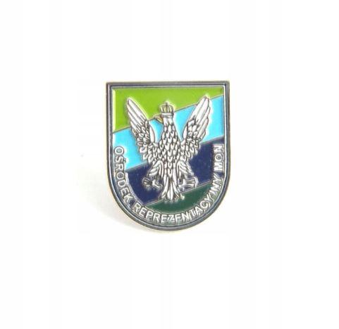 Pins ośrodek reprezentacyjny mon