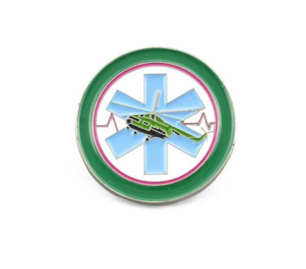 Pins odznaka zespół ewakułacji medycznej tomaszów mazowiecki