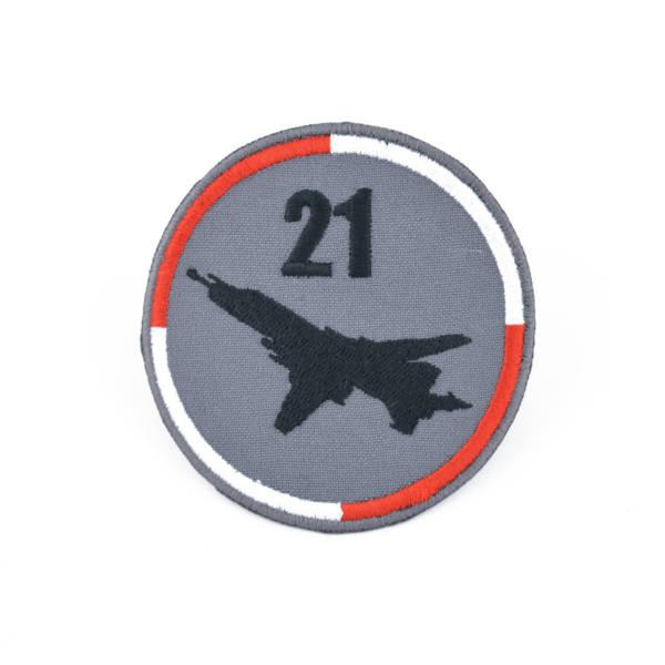 Oznaka rozpoznawcza 21. blt na mundur wyjściowy