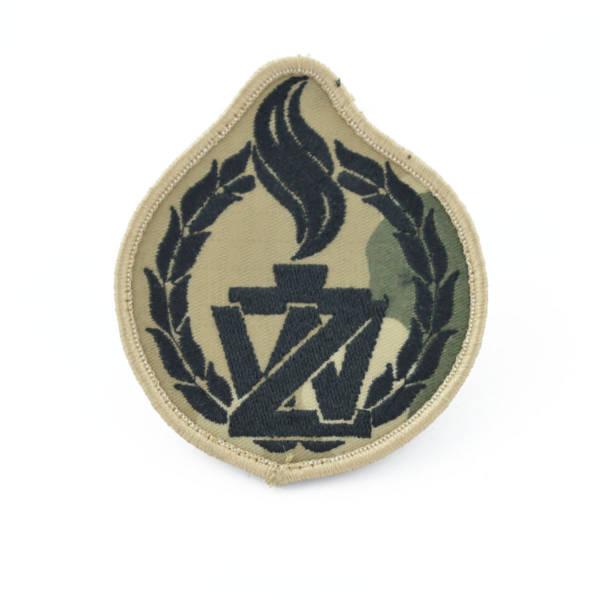 Oznaka emblemat Żandarmerii wojskowej pustynna