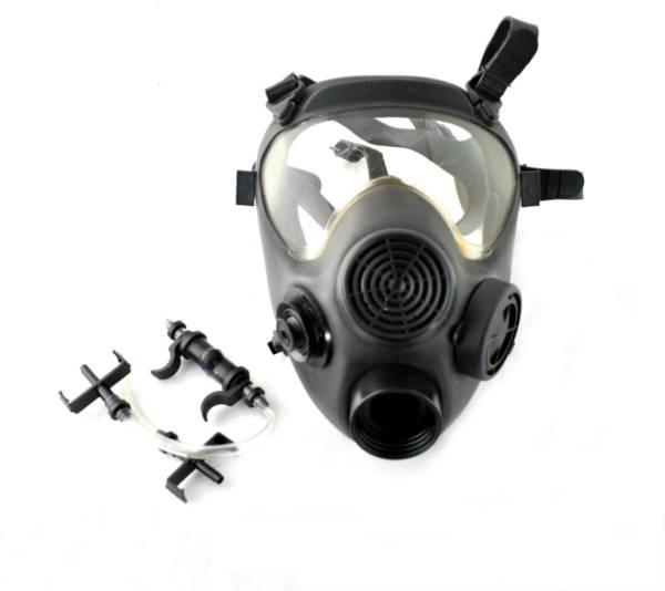 Maska przeciwgazowa mp5