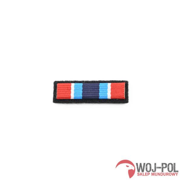 Baretka odznaka zasŁuŻony dla ochrony przeciwpoŻarowej brĄz