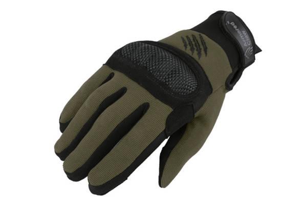 Rękawice taktyczne armored claw shield olive xxl