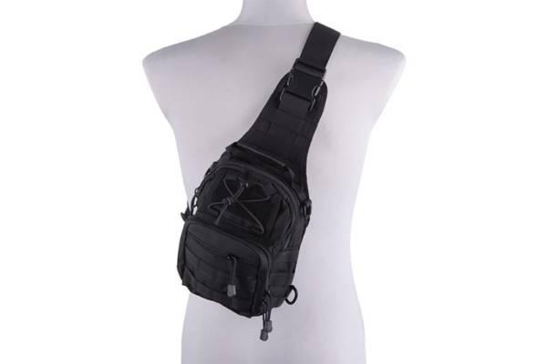 Torba taktyczna na ramię czarna