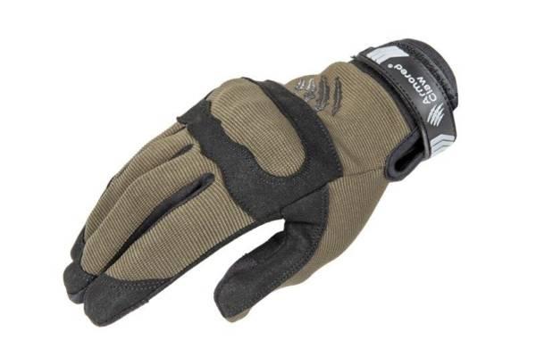 Rękawice taktyczne armored hot weather oliwka xxl