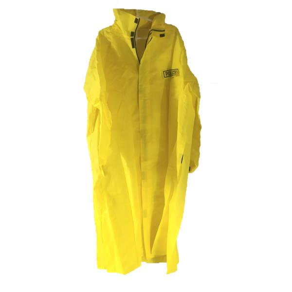Kurtka peleryna płaszcz przeciwdeszczowy policja