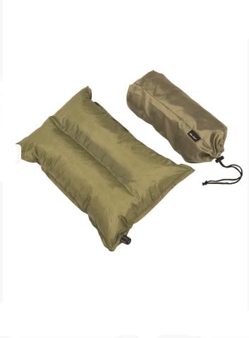Poduszka samopompująca mil-tec oliwka