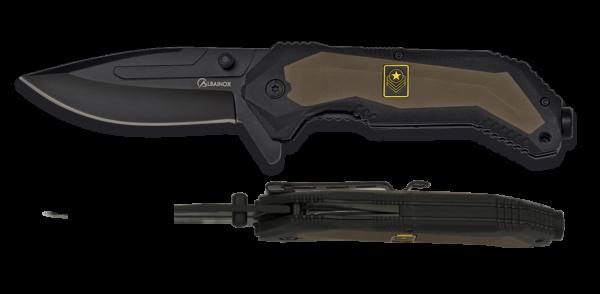 Nóż  scyzoryk albainox model 18254-a