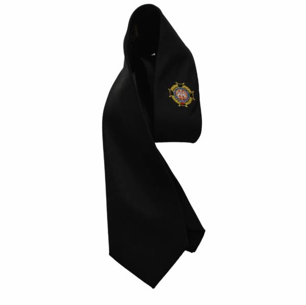 Krawat straŻy poŻarnej z logo