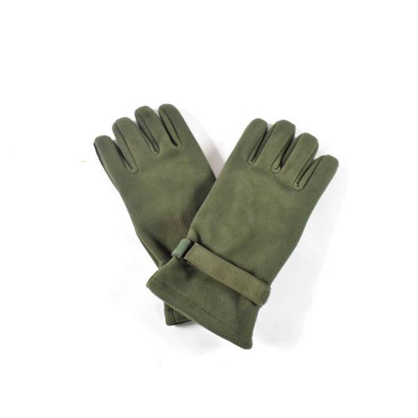 Rękawiczki zimowe polarowe wzór 615a/mon