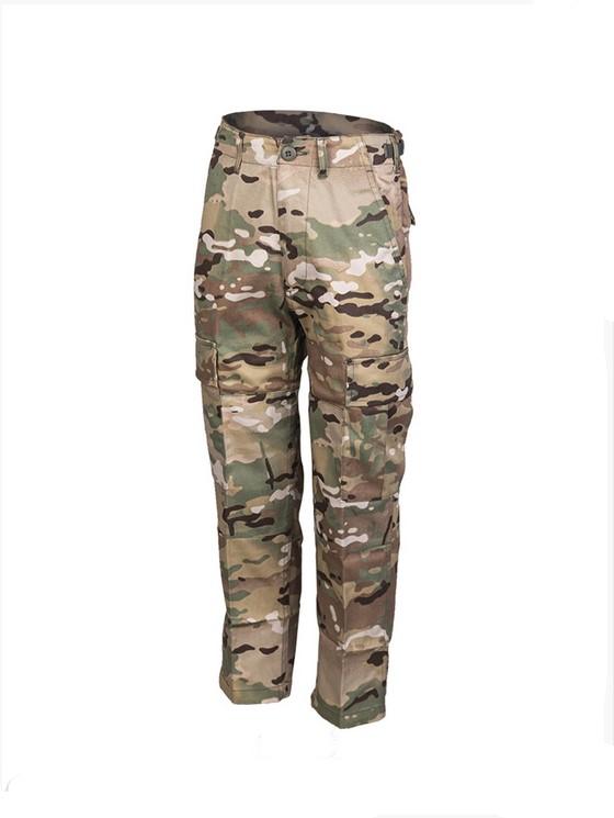 Spodnie multicam dla dzieci miltec
