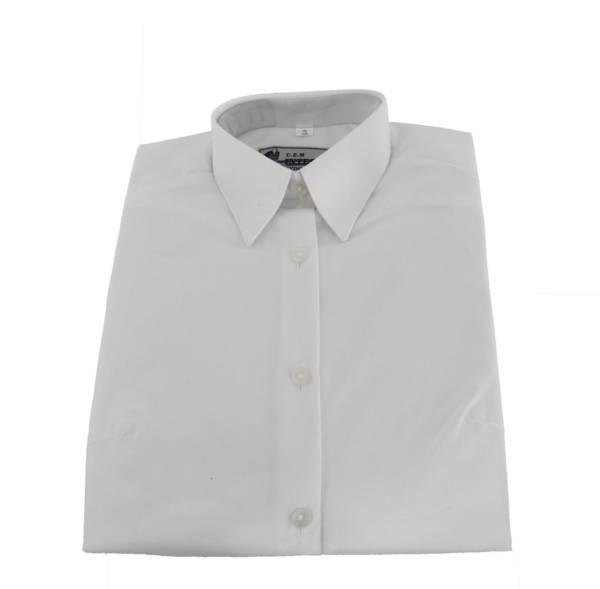 Koszulo-bluza oficerska długi rękaw guziki na pagony