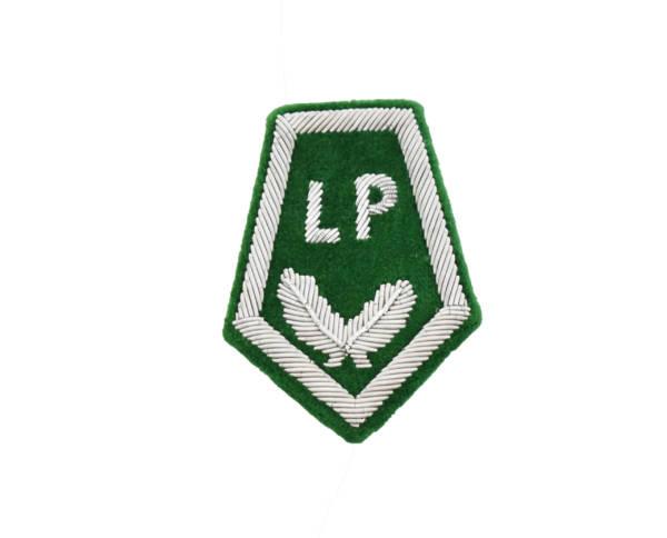 Oznaka służbowa leśnika pracownik lasÓw paŃstwowych