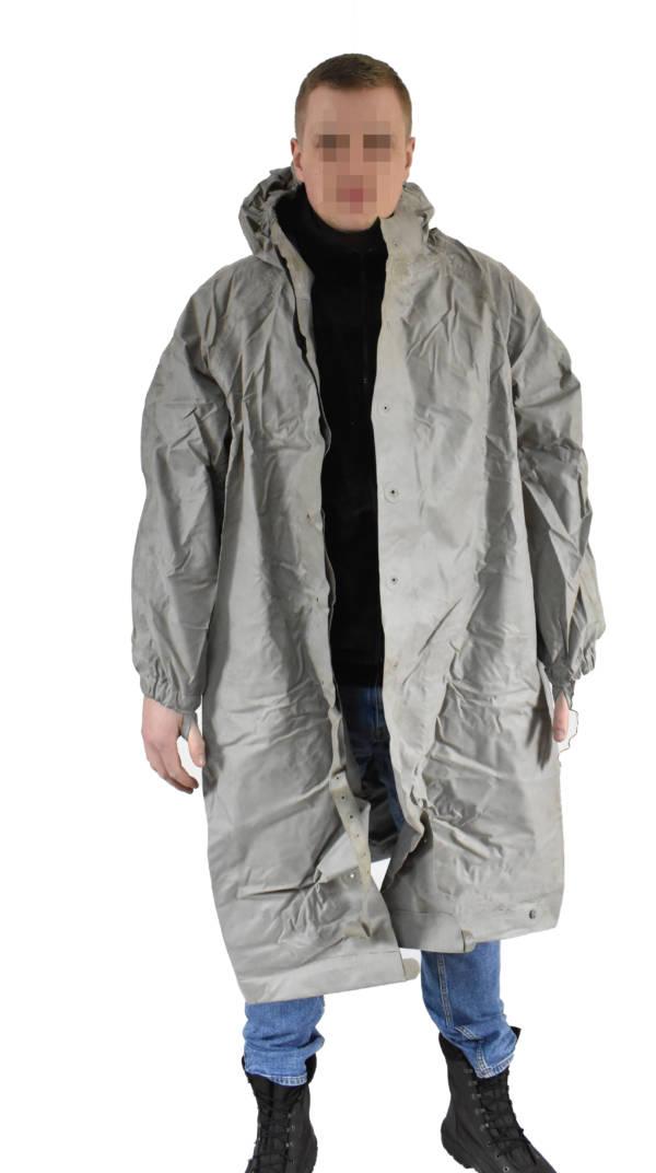 Płaszcz przeciwdeszczowy op1 wojskowy oryginał