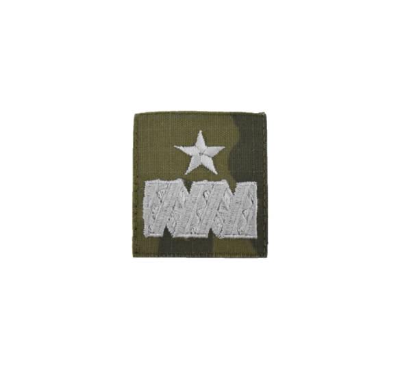 Stopień na furażerkę polową sił powietrznych generał brygady haftowany
