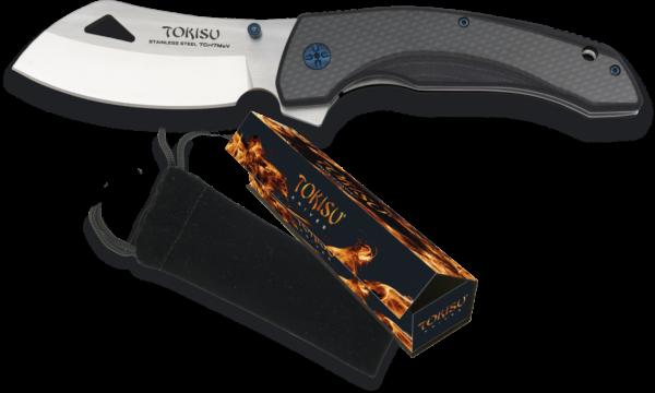 Nóż scyzoryk taktyczny g10 tokisu model 18447