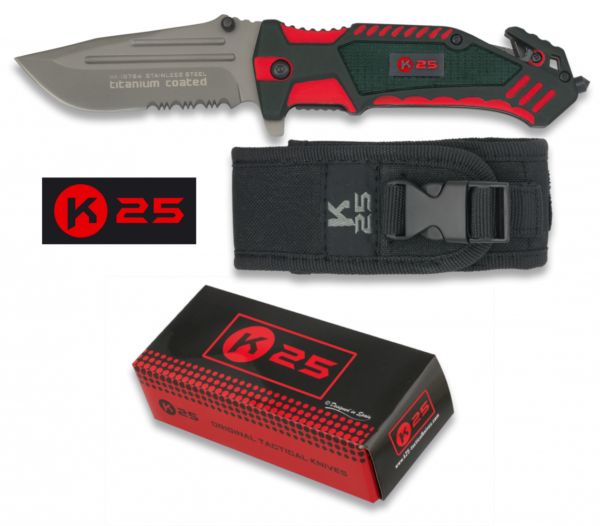 Nóż taktyczny k25 model 19764 + etui