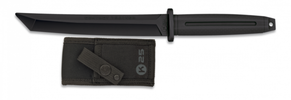 Nóż treningowy k25 model 32412 czarny