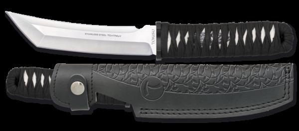 Nóż tokisu ze skórzaną pochwą model 32470