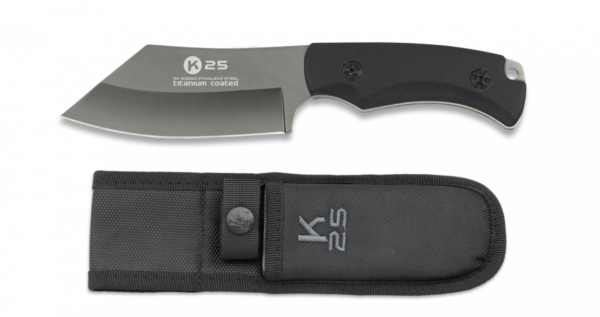 Nóż k25 pokryty tytanem g10 model 32500