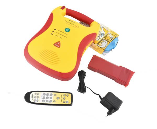 Defibrylator szkoleniowy defibtech