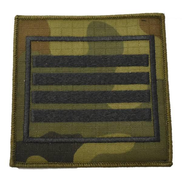 Stopień wojskowy na ramię plutonowy