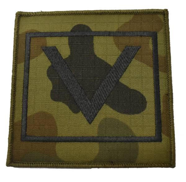 Stopień wojskowy na ramię sierŻant