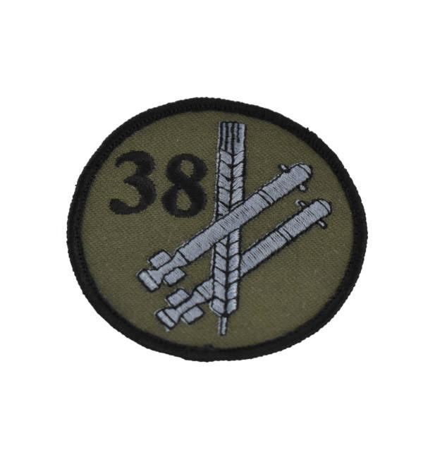 Naszywka 38