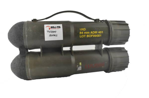 Futerał pokrowiec pojemnik bofors
