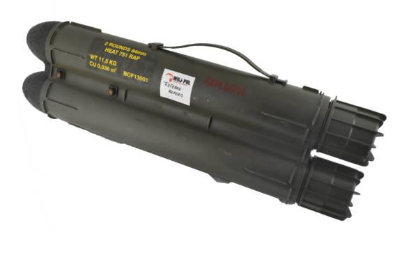 Futerał pokrowiec pojemnik bofors duży