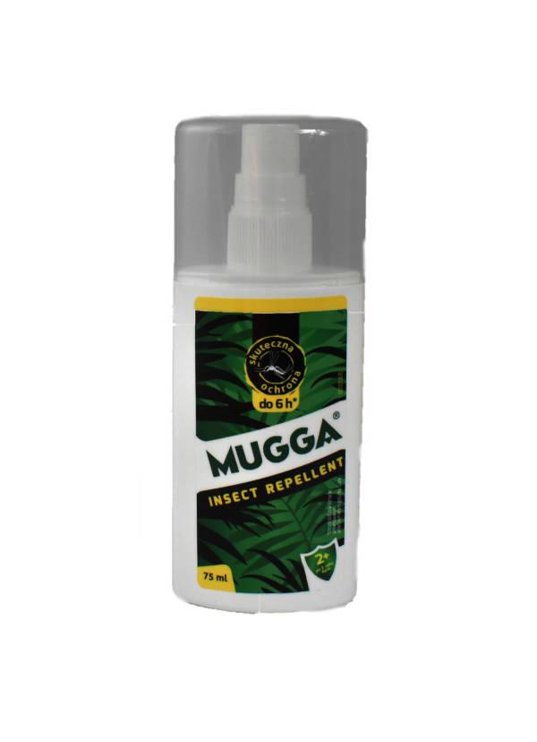 Spray Środek na komary i kleszcze mugga
