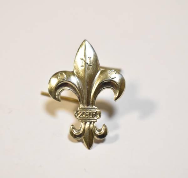 Lilijka harcerska srebrna zhr