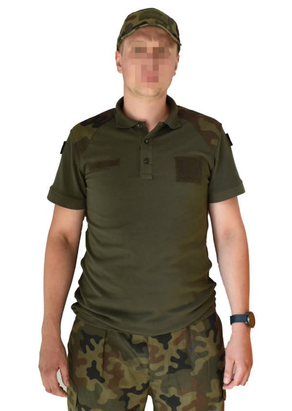 Koszulka polo wojska polskiego nowoŚĆ